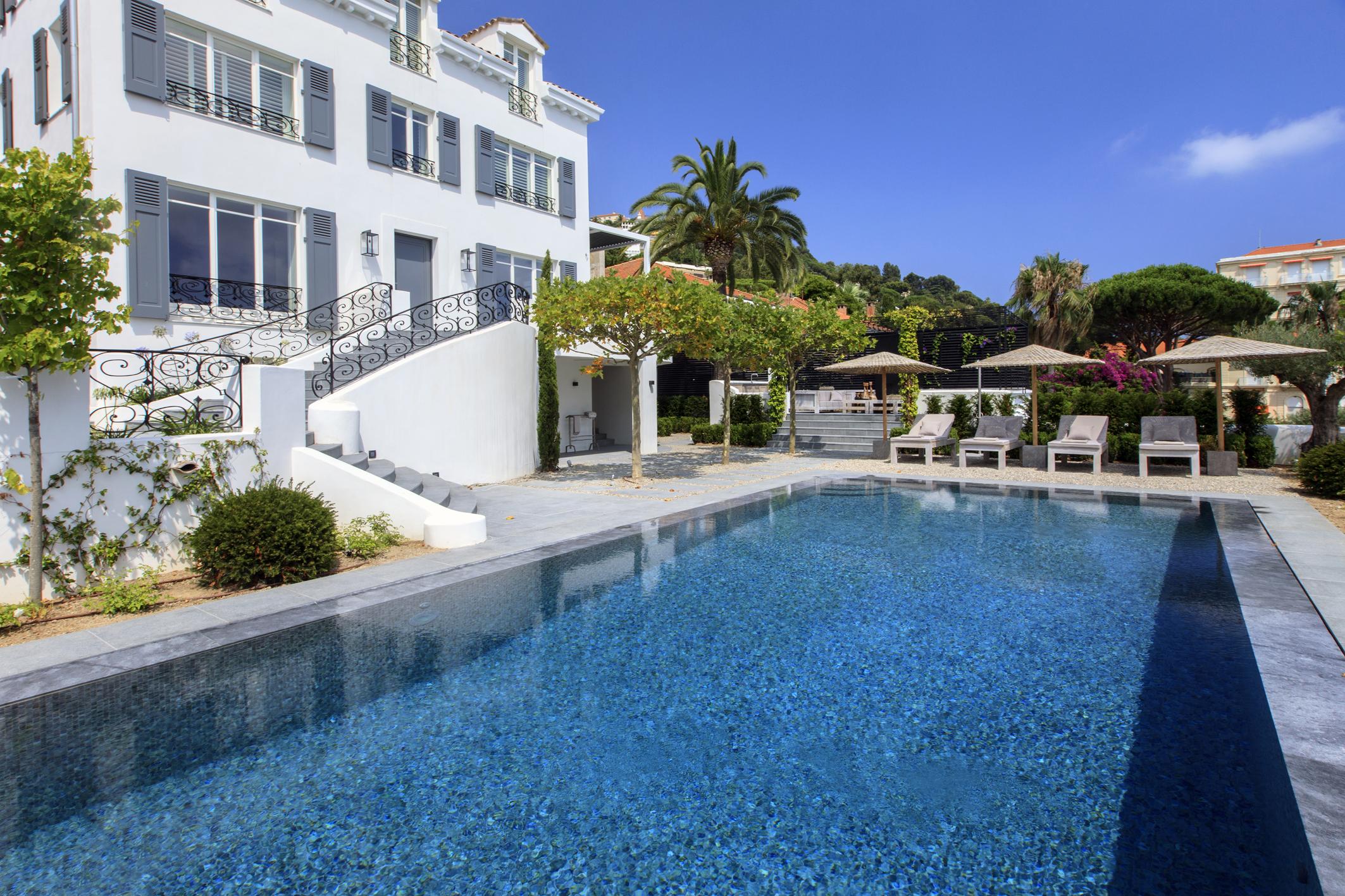 Estee Lauder Villa in Cannes