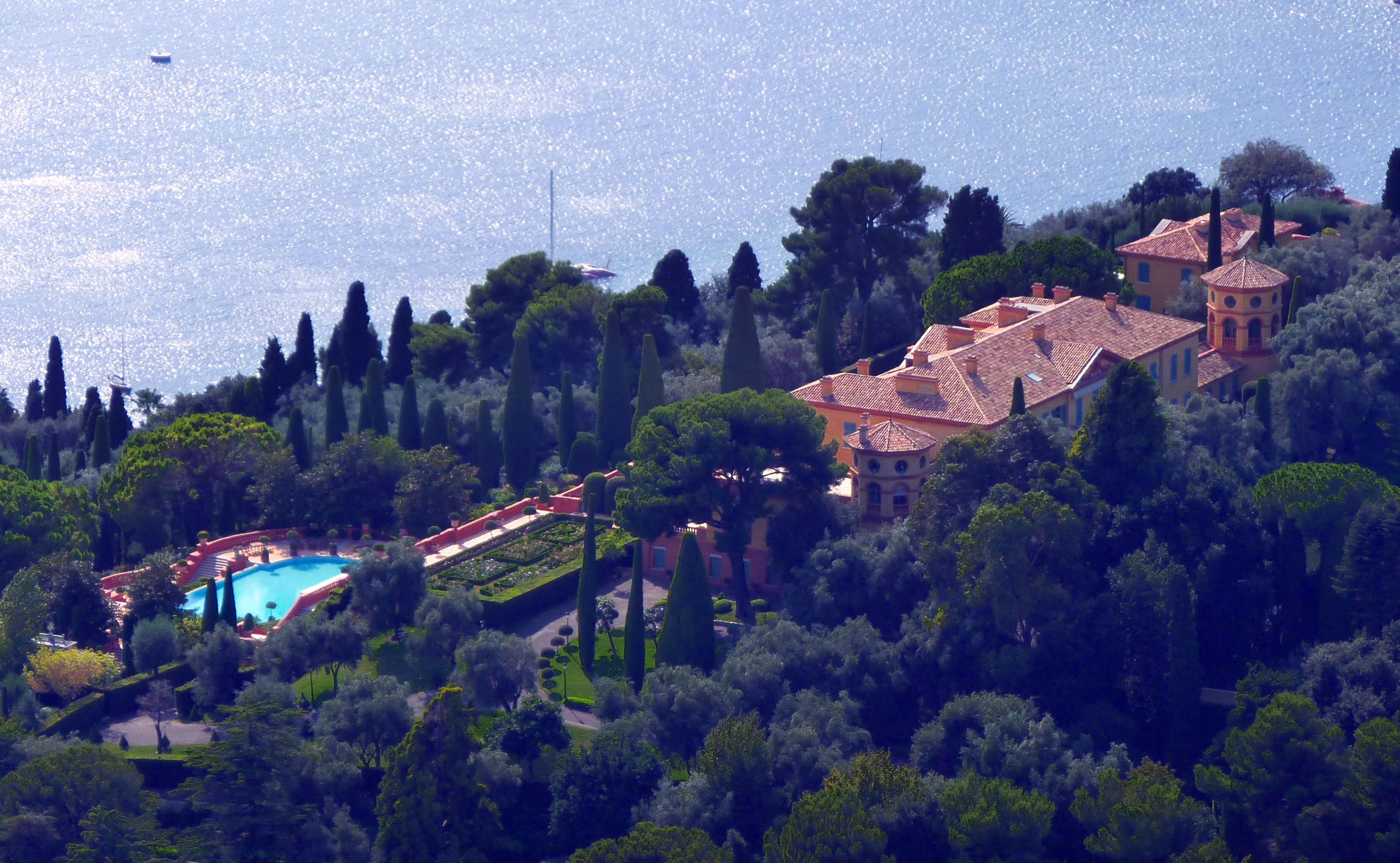 Villa Leopolda Villefranche sur Mer