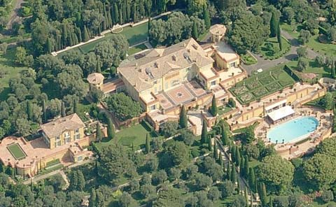 Villa Leopolda - Villefranche sur Mer