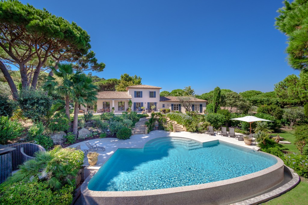 Famous Houses Along The Cote D Azur