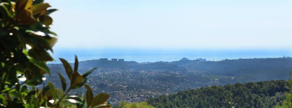 Views from Les Hauts de Saint Paul