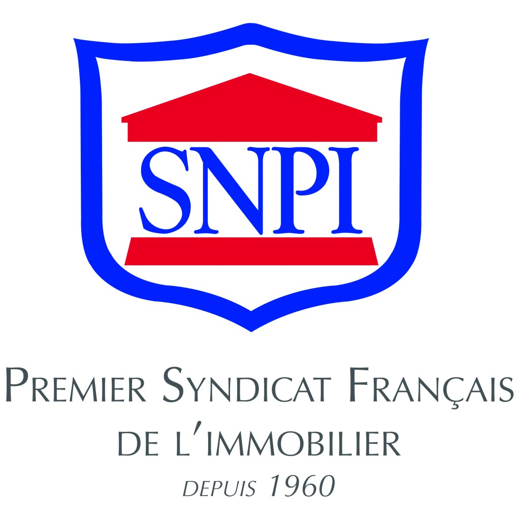 Logo Syndicat National des Professionnels de l'Immobilier