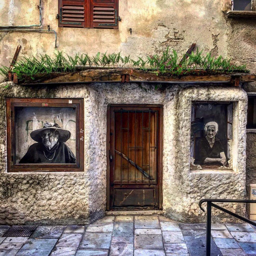 Vieille boutique de Bastia