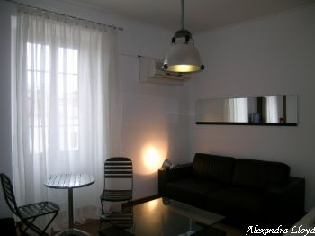 Apartment for rent in Nice with 1 bedrooms, in  sqm of living area.