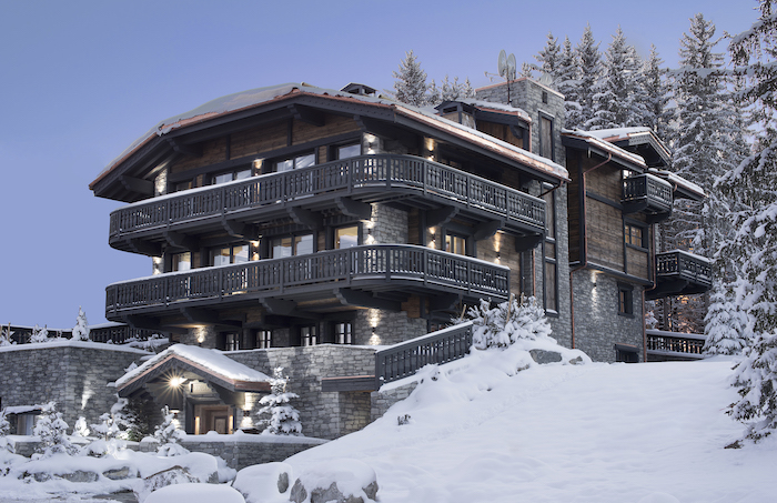 Chalet for rent in Courchevel with 8 bedrooms, in  sqm of living area.