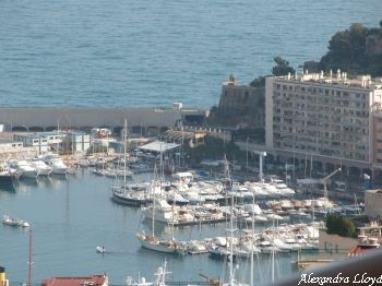Apartment for rent in Monaco with 3 bedrooms, in  sqm of living area.