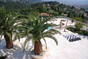 Villa for rent in Cannes - Super Cannes with 8 bedrooms, in  sqm of living area.