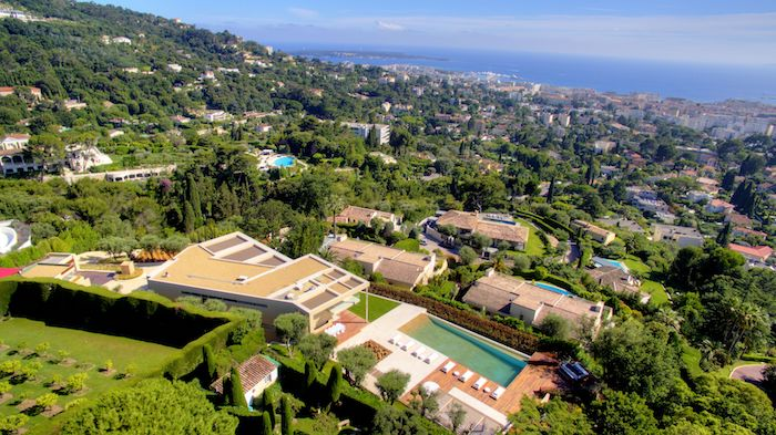 Villa for rent in Cannes - Super Cannes with 7 bedrooms, in 800 sqm of living area.