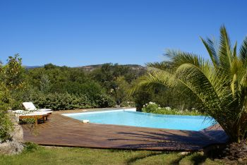 Villa for rent in CORSICA with 4 bedrooms, in 200 sqm of living area.