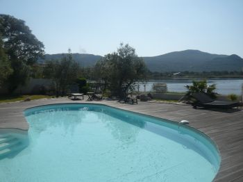 Villa for rent in CORSICA with 4 bedrooms, in  sqm of living area.