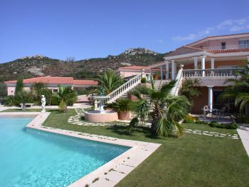 Villa for rent in CORSICA with 9 bedrooms, in  sqm of living area.