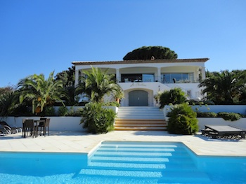 Villa for rent in St Tropez with 7 bedrooms, in 700 sqm of living area.