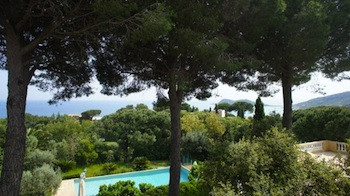 Villa for rent in St Tropez with 7 bedrooms, in 400 sqm of living area.