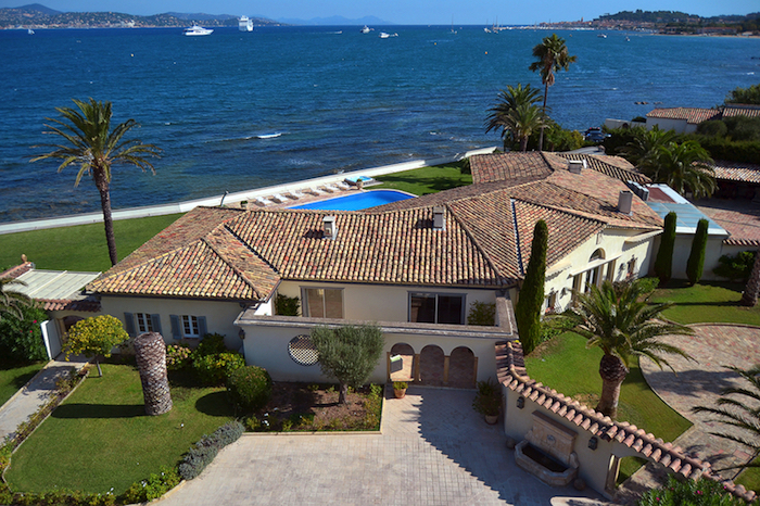 Villa for rent in St Tropez with 8 bedrooms, in 380 sqm of living area.