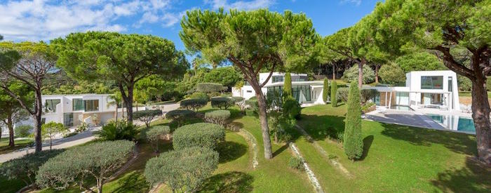 Villa for rent in St Tropez with 8 bedrooms, in 800 sqm of living area.