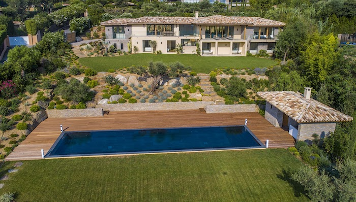 Villa for sale in St Tropez with 8 bedrooms, in 675 sqm of living area