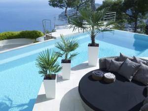 Location de villas sur la Côte d'Azur