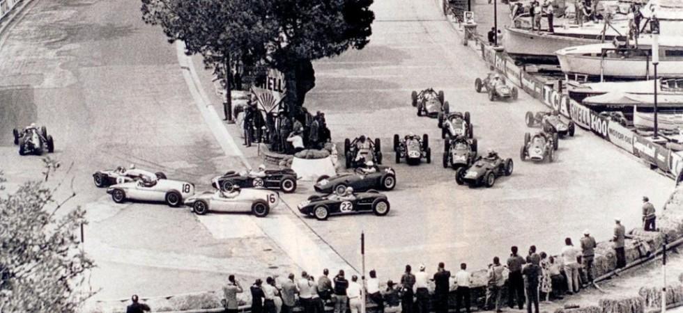 The history of the Monaco Grand Prix
