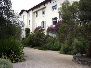 Les origines de la villa Thuret