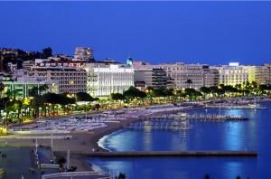 Découvrir Cannes sur la Côte d'Azur