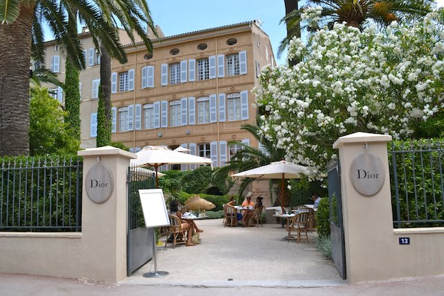 Shopping on the French Riviera