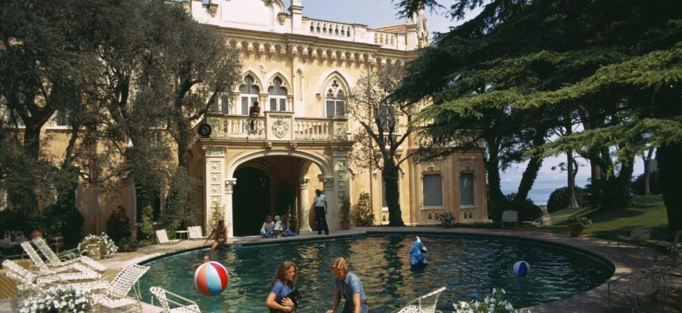 Chateau Saint Jean Cap Ferrat