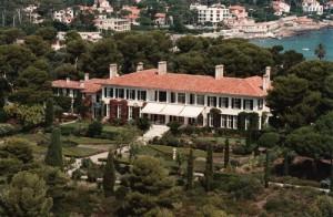 Chateau de la Garoupe – Cap d'Antibes