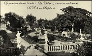 Chateau Leopold in Saint Jean Cap Ferrat