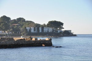 Famous Houses along the Cote d'Azur