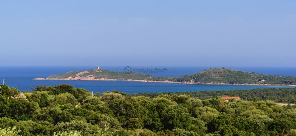 Pinarello, South Corsica