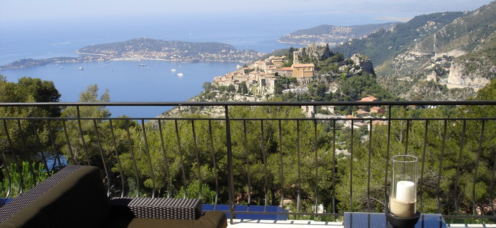 A fine selection of luxury villa rentals in Eze