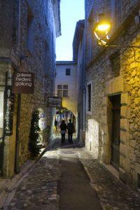 Saint Paul de Vence le village perché de l'arrière pays