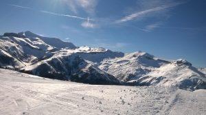 Auron, un joli village de montagne