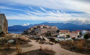 Vacances en Corse à Calvi autour de sa citadelle
