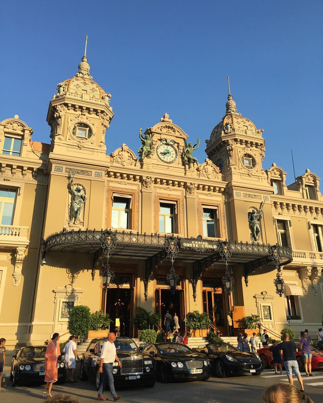 La principauté de Monaco pour les vacances